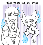 Till death do us part by ChibiCorporation
