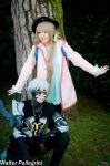 Elle and Ludger Cosplay - Tales of Xillia 2 by Giacchan