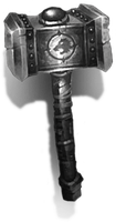 Doomhammer by Wolfgan