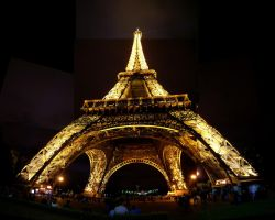 my Eiffel Tower by Titareco