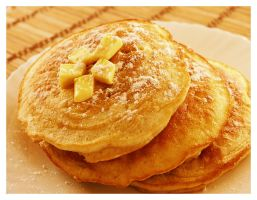 Buttermilk Pancakes by VintageWarmth