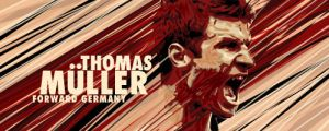 Thomas Mueller by aimse