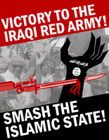 Iraqi Red Army by Party9999999