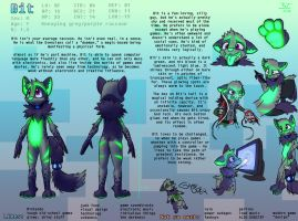 Bit Ref Sheet by Bitcoon