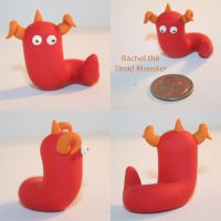 Rachel the Timid Monster by TimidMonsters