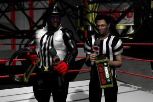 SSCn - the other two officials. by EdgarSlam