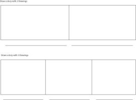 Draw a Story Template 1 by Diana-Huang