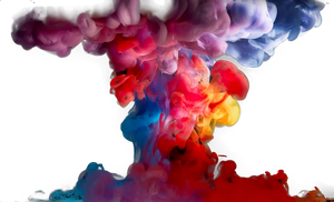 Colorful Smoke Clipart PNG by BrielleFantasy