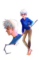jack frost by sliiva