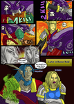 WoW: The Tale about one Babysitter - page 5 by Eleweth