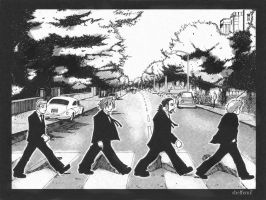 HM AbbeyRoad ver 2.0 by the-BluePhoenix
