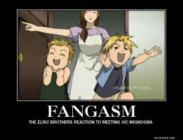 Funny Elric Brothers Demotivational Poster by AlphaMoxley95