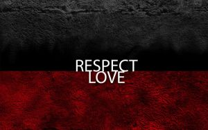 Respect Love by PSRADICH