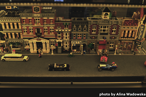 #8 Photo from Lego Exhibition - Old city by LynnsMind
