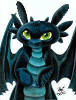 My Toothless by Kaiya-Ashigawa