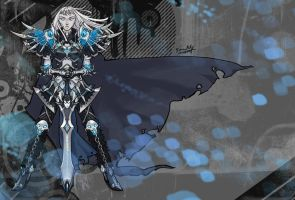 Warcraft - Deathknight by StellarStateLogic