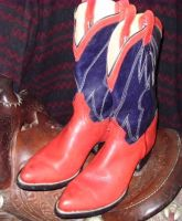 Cowboy Boots by TWLawless