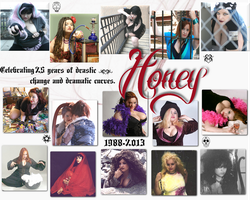 25 Year Compilation by honeyhalliwell