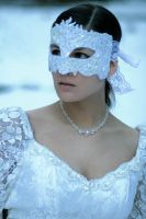 lace mask version two by eyefeather-stock