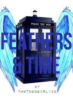 Feathers and Time Cover 2.0 by TMNTDonGirl132