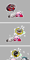 Little Kirby Fan ART-COMIC Part2 by XD-or-what