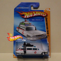Hot Wheels 2010 GHOSTBUSTERS ECTO-1 NEW MODELS by idhotwheels