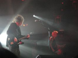 The Cure live2 by RedRomance