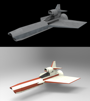 Colonial Viper  1 WIP by Tate27kh