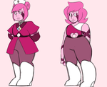 pink agate redesign by Trophy-Sketcher