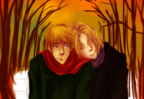 APH: Autumn...something by kelly--bean