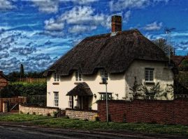 cottage by awjay