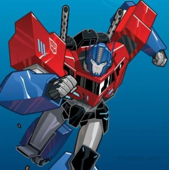 Optimus Prime by Scourgethedestron