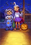 Page 5 of The Halloween House by feliciacano