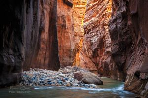 .:The Narrows 1:. by RHCheng