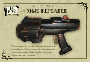 The MGH Repeater by davincisghost