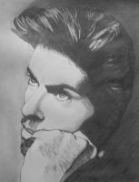 George Michael by donna-j