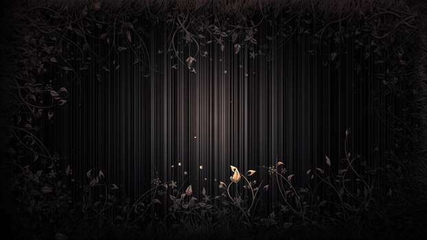 Black Wallpaper by TAM by TAMUSIC