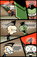 Xenophobia Page 2 by ShadowIceman