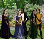 Daughter of Eden cast by FrauThenardier