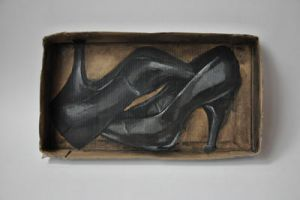 Shoe box (close-up) by CyclopBunny