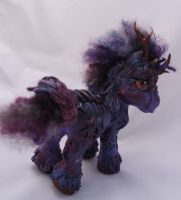 My little pony custom Kirin Konban by AmbarJulieta