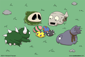 What Kind Of Eggs Are These? by Cokomon