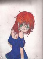 Red Head by DeadlyPockyShizen