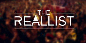 The Reallist Logo (#SELFIE The Chainsmokers v1) by nARTAlone