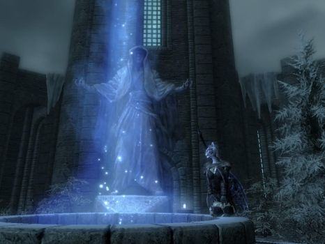 College of Winterhold by FadeC9