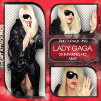 +Photopack png de lady gaga #3 by MarEditions1