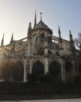 Notre Dame Cathedral 2 by Aar-n113