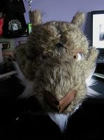 Master Splinter cosplay SOLD by PsychoCandyKane