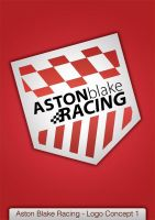 Aston Blake - logo by Pinpoint-Designs