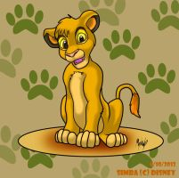 Simba Commission by MikeOrion